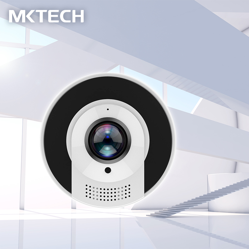 智能高清全景无线鱼眼摄像机 MF1